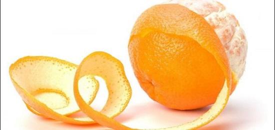 قشر برتقال