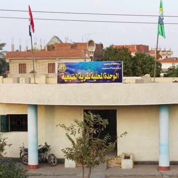 1- الوحدة المحلية لقرية الضبعية