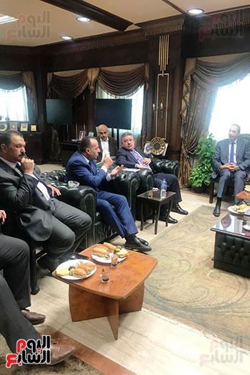 اللواء مدحت عطية، رئيس هيئة ميناء الإسكندرية (5)