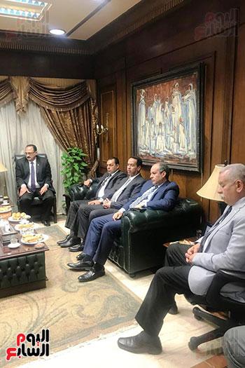اللواء مدحت عطية، رئيس هيئة ميناء الإسكندرية (4)