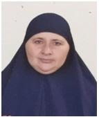 شادية سالم سالم جادو الأولى على محافظة الغربية