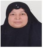 أميمة محمد إمام عبد اللهالأولى على محافظة الوادى الجديد