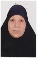 نعيمة محمود على محمد الأولى على محافظة السويس