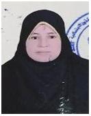 سامية عبد العظيم أحمد محمد  الأولى على محافظة الفيوم