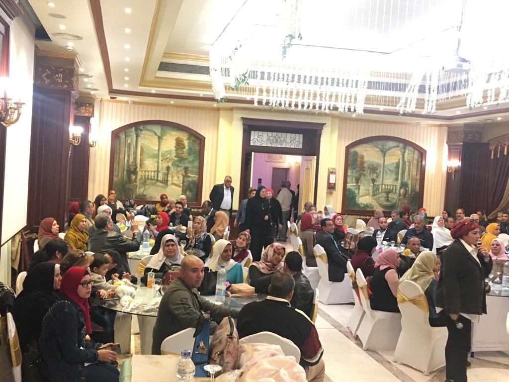 تعليم القاهرة تكرم الأم المثالية والأب من ذوى الإحتياجات الخاصة وأم الشهيد (3)