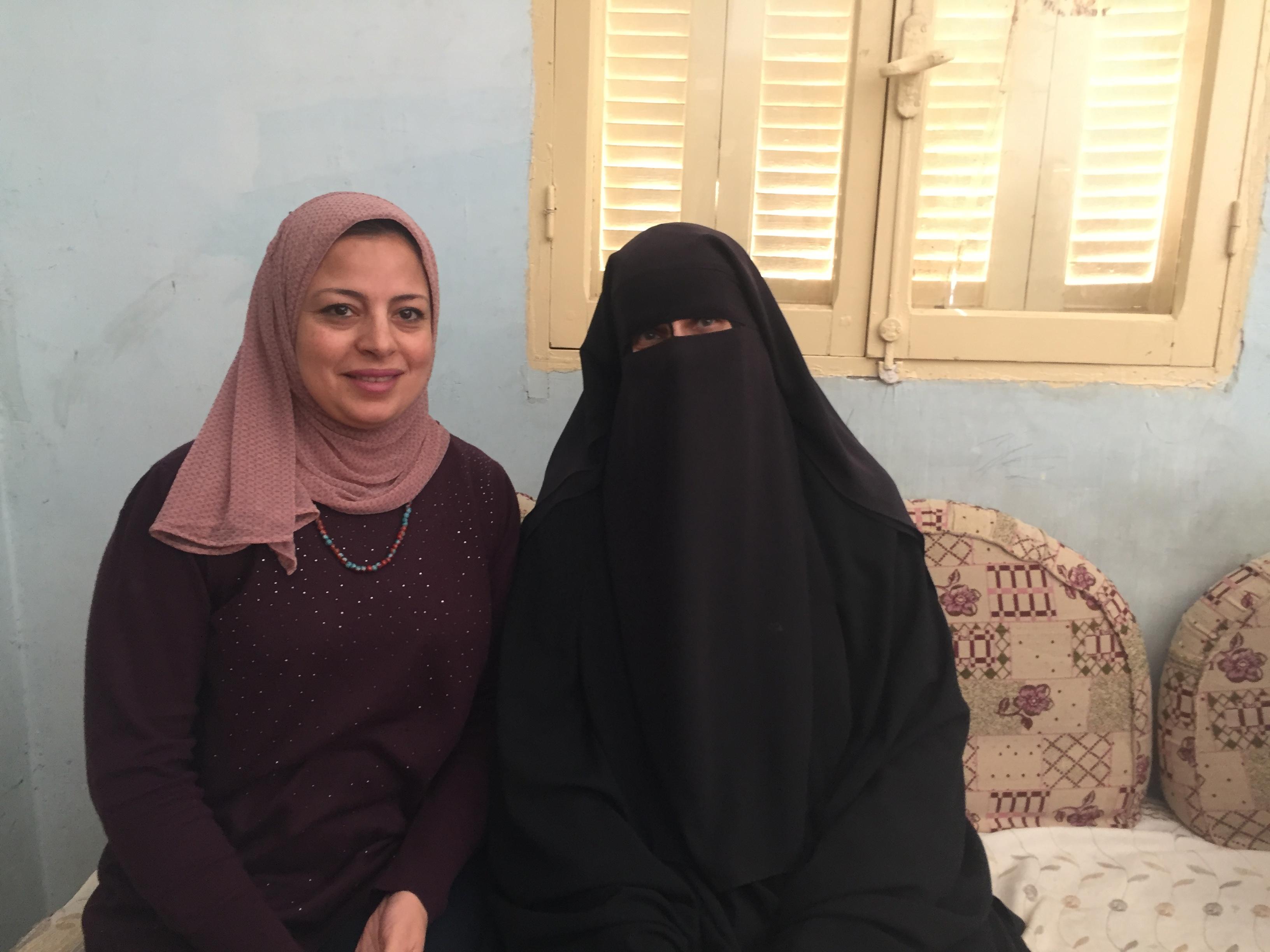 الحاجة حنان حسن  مسلم حسن، الفائزة بالأم المثالية على مستوى محافظة الإسماعيلية (10)