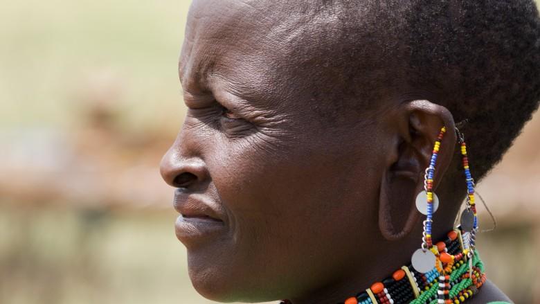 إطالة شحمة الأذن علامة جمال المرأة فى كينيا