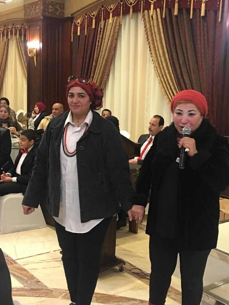 تعليم القاهرة تكرم الأم المثالية والأب من ذوى الإحتياجات الخاصة وأم الشهيد (1)