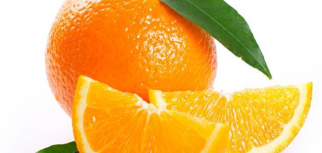 البرتقال 4