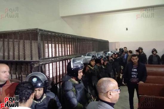 ت محكمة جنايات كفر الشيخ (4)