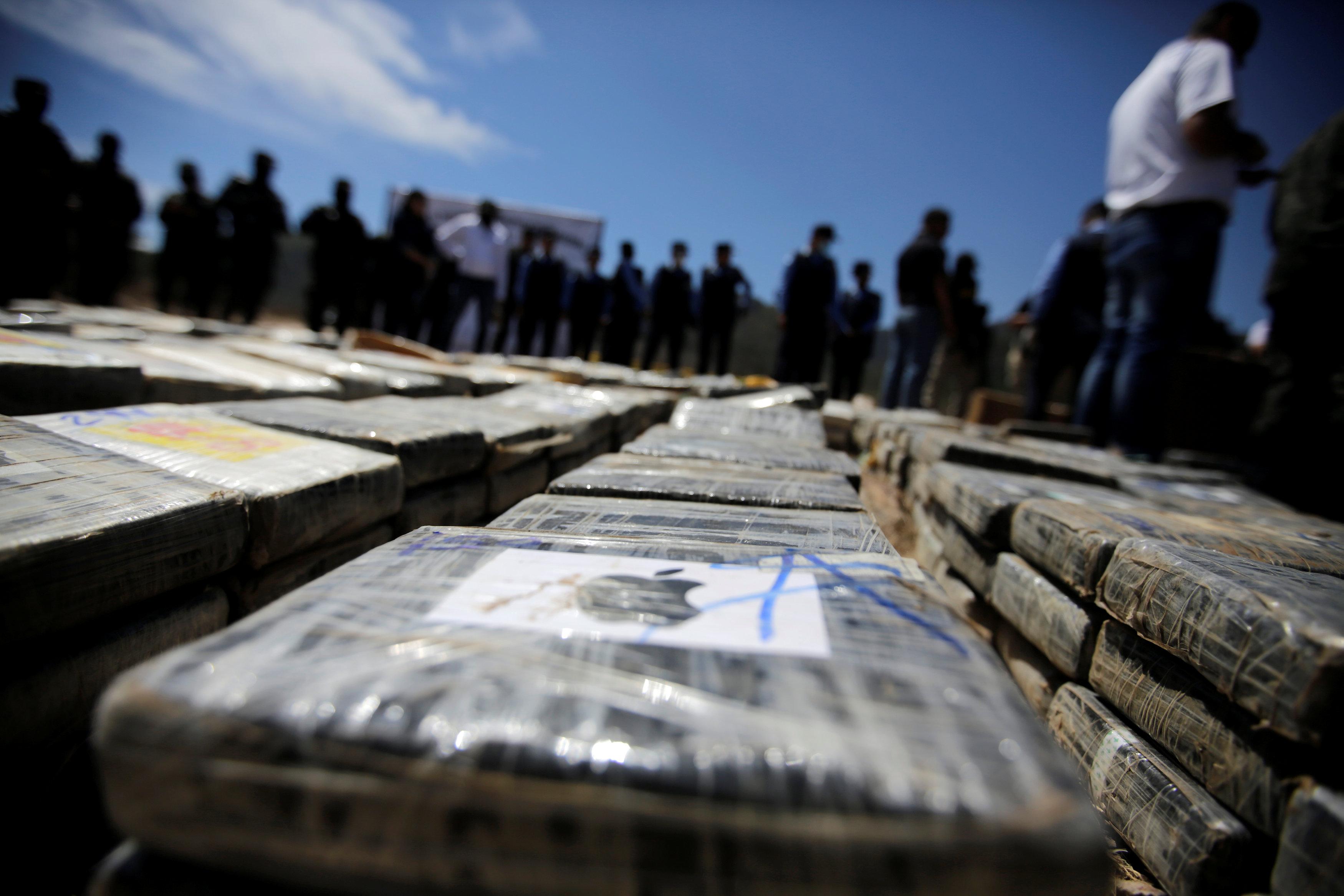 تدمير المخدرات فى هندوراس (5)