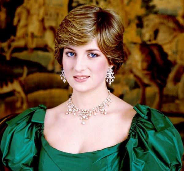 الأميرة ديانا