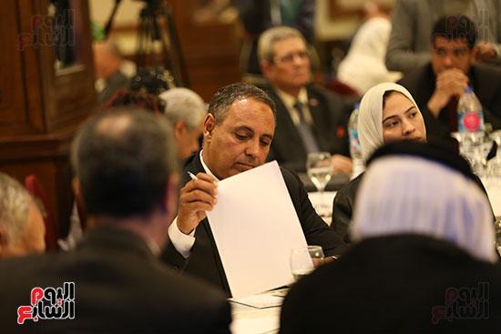 37 حزبا يعلنون موافقتهم على التعديلات الدستورية (31)