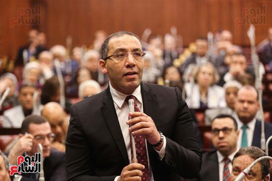 جلسه استماع تعديل الدستور - خالد صلاح (3)