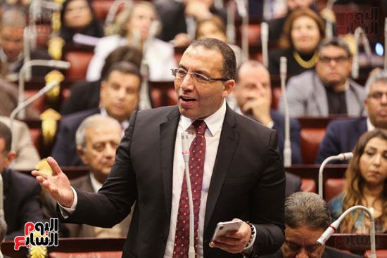 جلسه استماع تعديل الدستور - خالد صلاح (4)