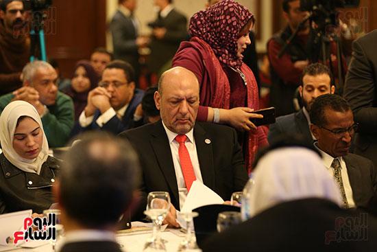 37 حزبا يعلنون موافقتهم على التعديلات الدستورية (32)