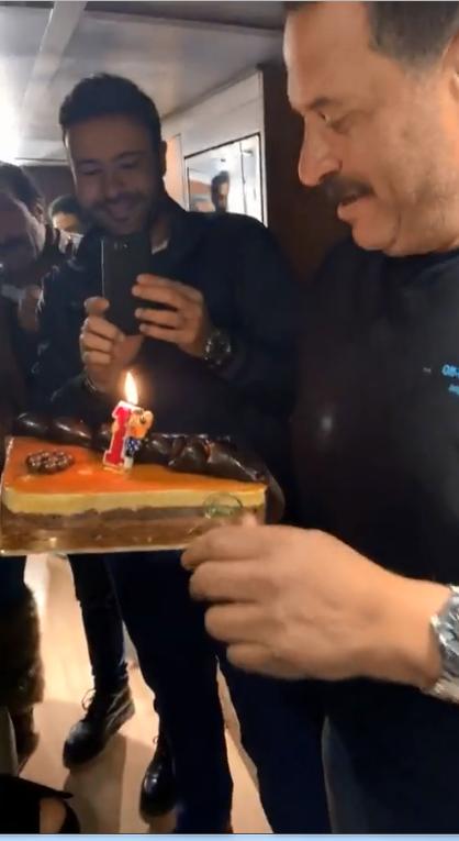 جانب من الاحتفال
