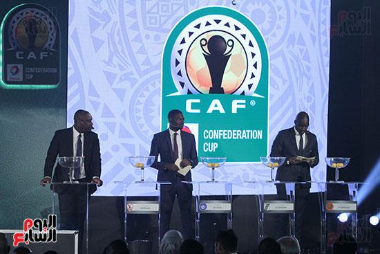 قرعة الكونفدرالية الأفريقية (7)