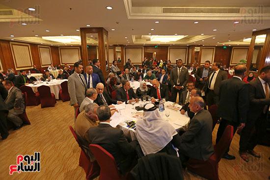 37 حزبا يعلنون موافقتهم على التعديلات الدستورية (2)