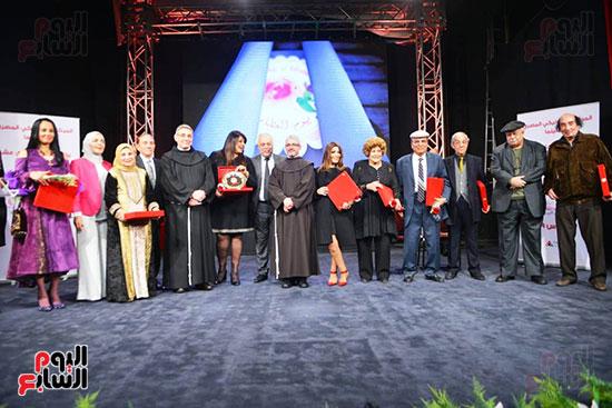 حفل يوم العطاء بالمركز الكاثوليكي للسينما (18)