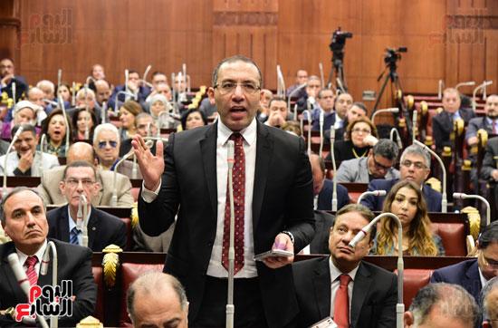 جلسه استماع تعديل الدستور - خالد صلاح (5)
