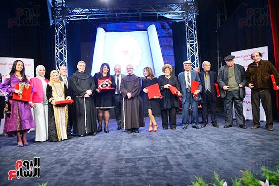 حفل يوم العطاء بالمركز الكاثوليكي للسينما (15)