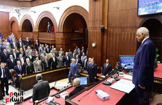جلسة استماع تعديل الدستور (1)