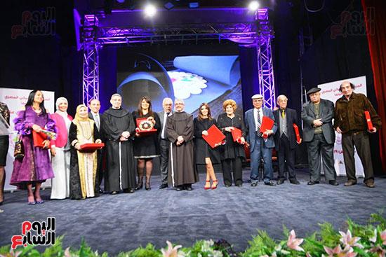 حفل يوم العطاء بالمركز الكاثوليكي للسينما (3)