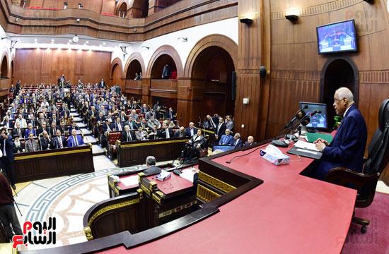 جلسة استماع تعديل الدستور (2)