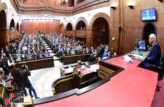 جلسة استماع تعديل الدستور (4)