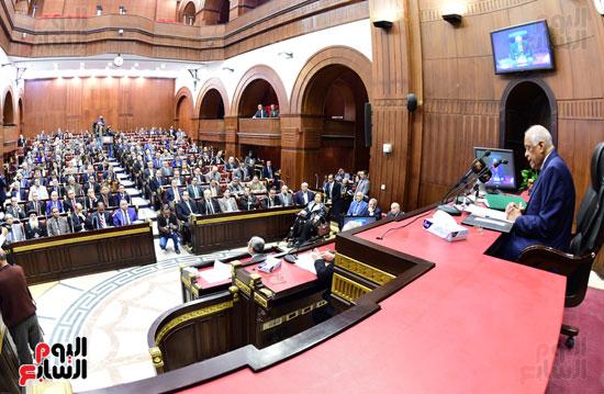 جلسة استماع تعديل الدستور (3)