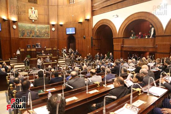 جلسة استماع تعديل الدستور (25)