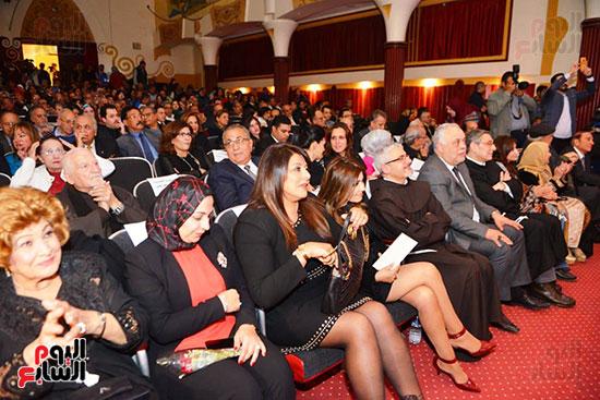 حفل يوم العطاء بالمركز الكاثوليكي للسينما (10)