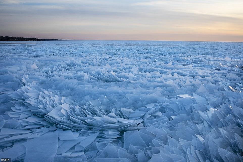ذوبان الجليد  (2)