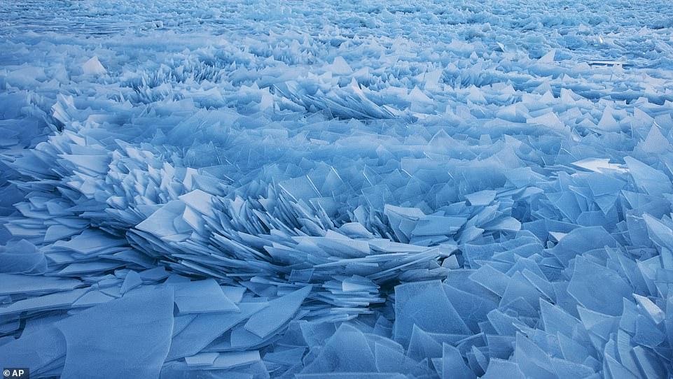 ذوبان الجليد  (5)