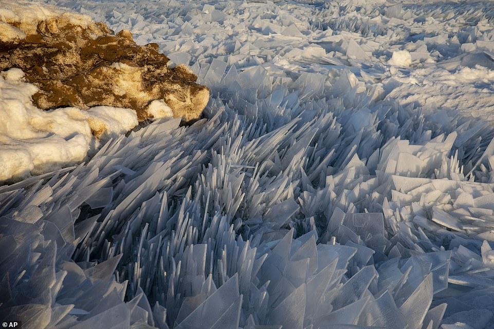 ذوبان الجليد  (4)