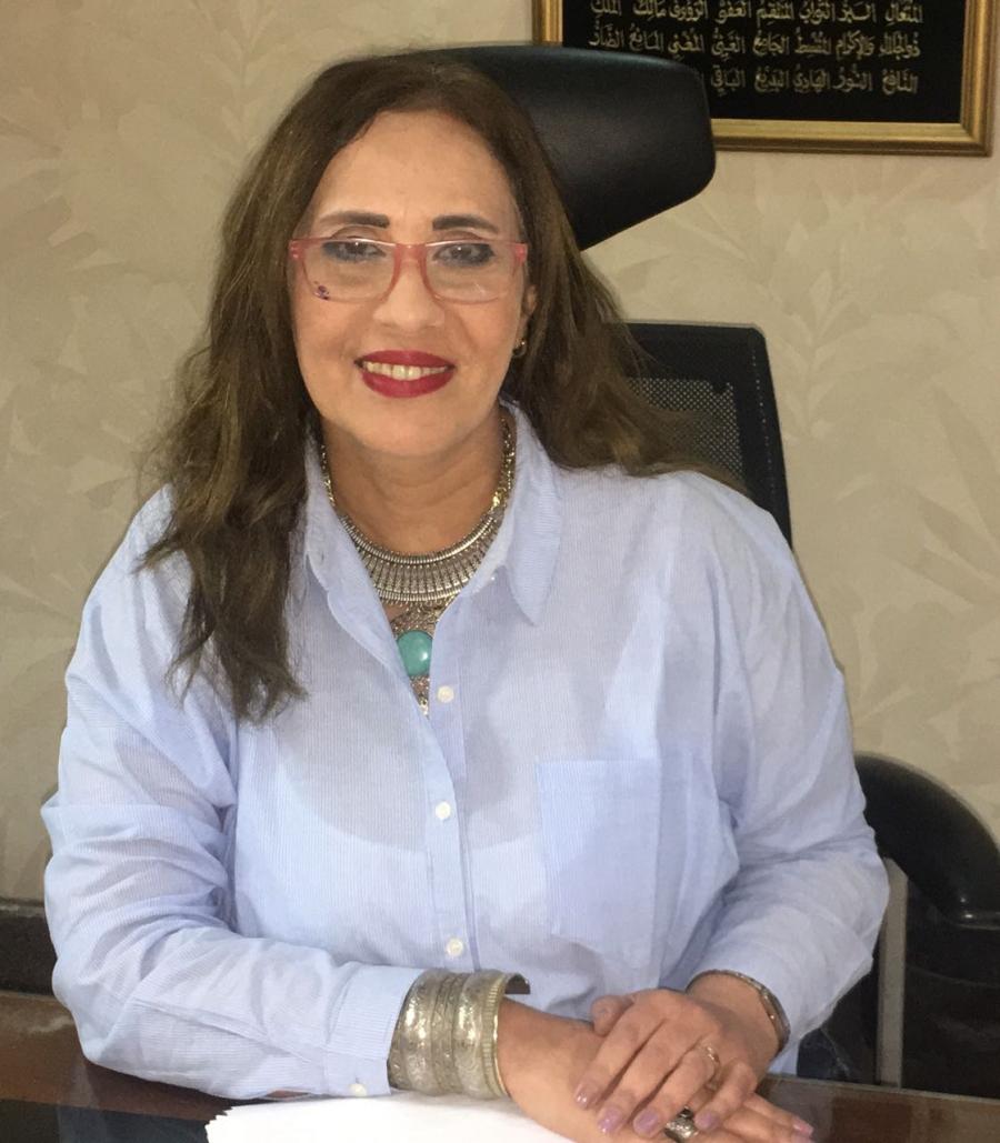 نائلة فاروق رئيس التلفزيون