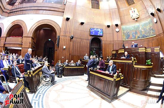 لجنة الشئون الدستورية والتشريعية (27)