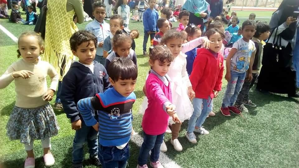 مسيرة بالسيارات تجوب شوارع مدينة القصير أحتفالاً بعيد الأم (4)