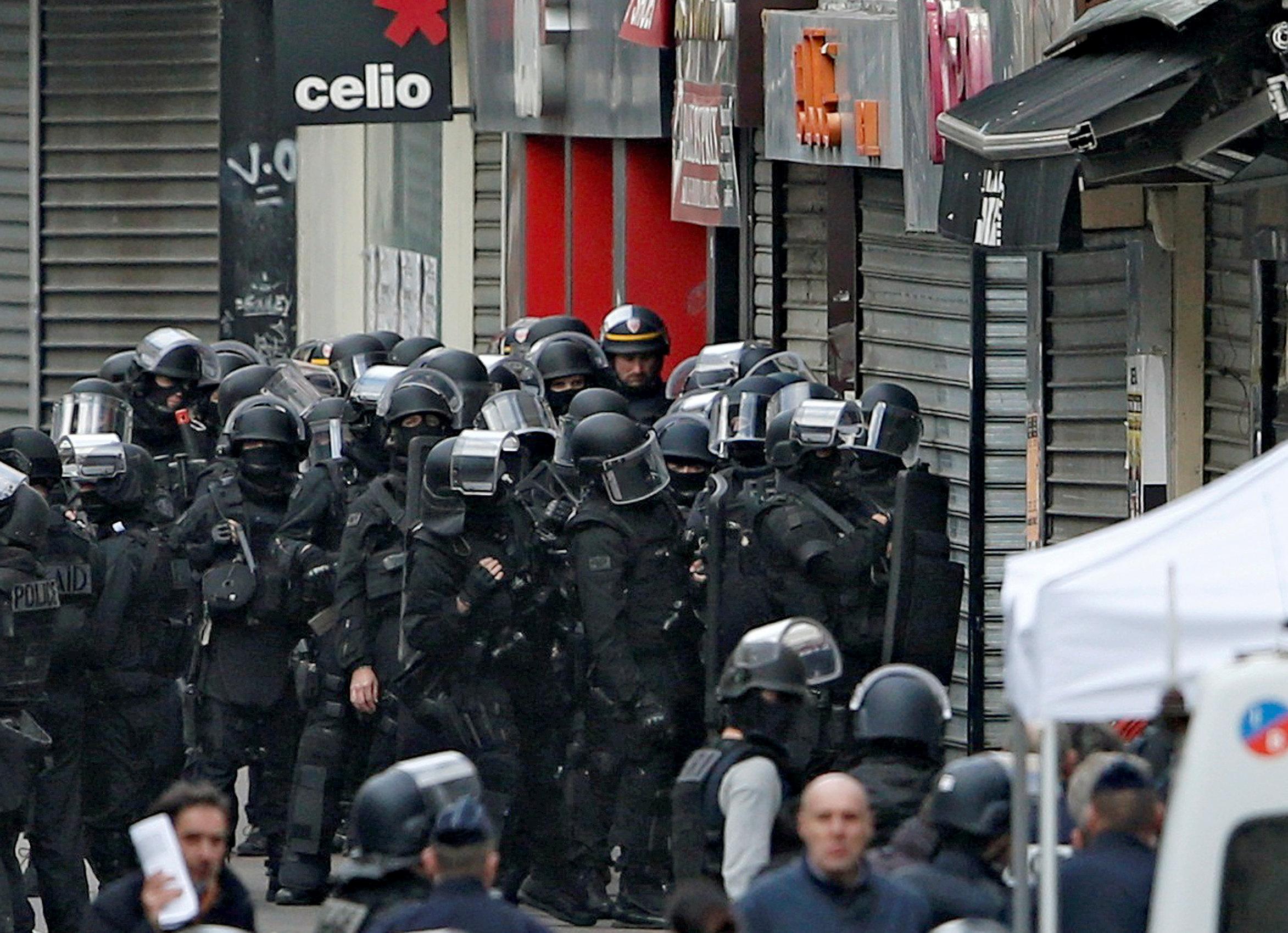 مظاهرات محتجى السترات الصفراء (3)