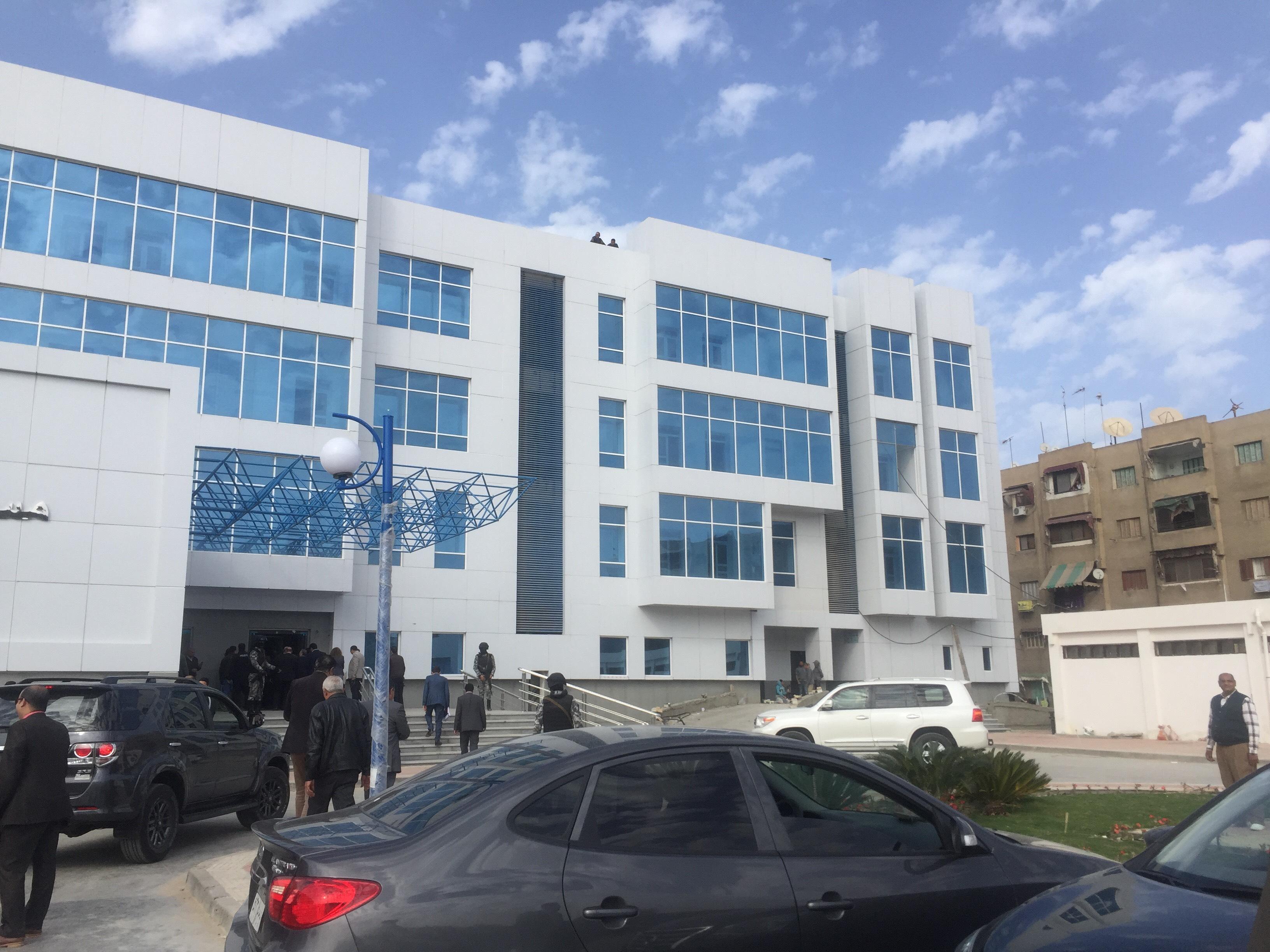 وزيرة الصحة تتفقد مستشفى أطفال النصر (16)