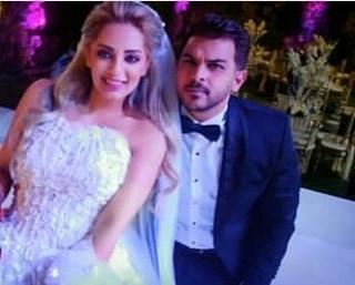 حفل زفاف مى حلمى ومحمد رشاد  (2)