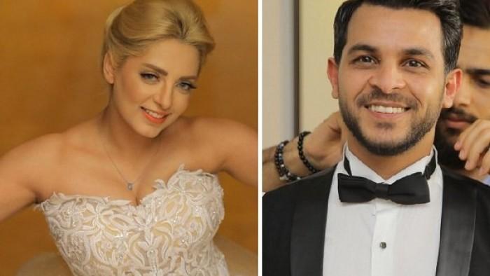 محمد رشاد ومي حلمى