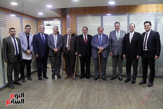 أعضاء جمعية رجال الأعمال المصريين (26)