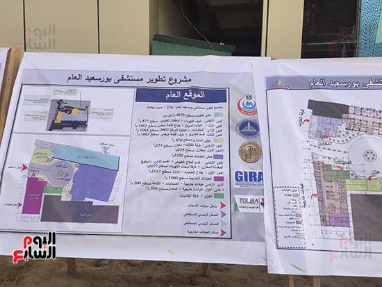 وزيرة-الصحة-تتفقد-مستشفى-بورسعيد-العام-(7)
