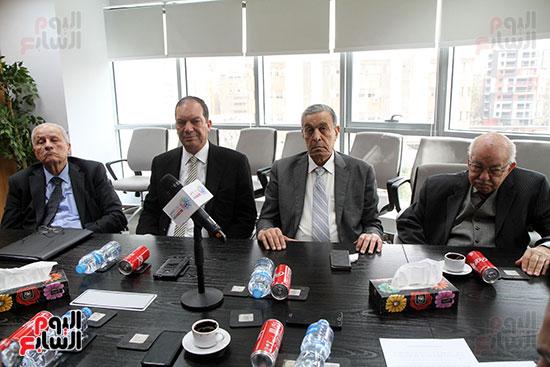 أعضاء جمعية رجال الأعمال المصريين (1)