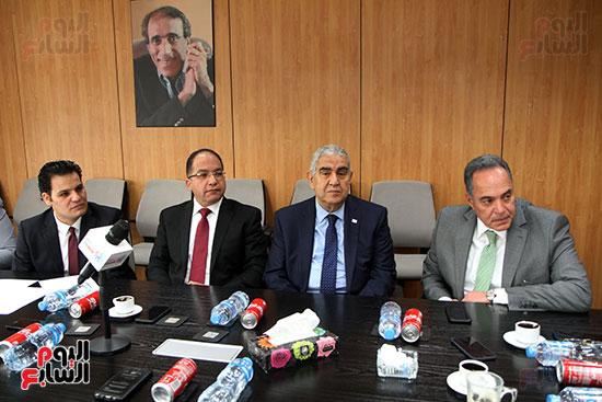 أعضاء جمعية رجال الأعمال المصريين (2)