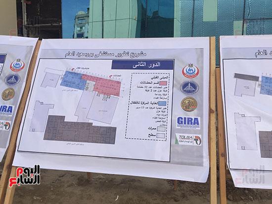 وزيرة-الصحة-تتفقد-مستشفى-بورسعيد-العام-(4)