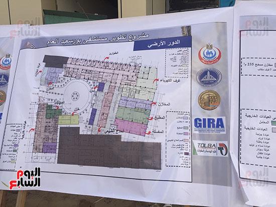 وزيرة-الصحة-تتفقد-مستشفى-بورسعيد-العام-(6)