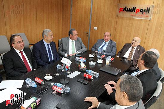 أعضاء جمعية رجال الأعمال المصريين (3)